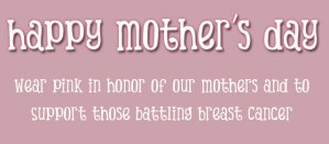 Celebrate Mothers Day with us