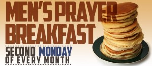 Mens Prayer Breakfast at Crossroads