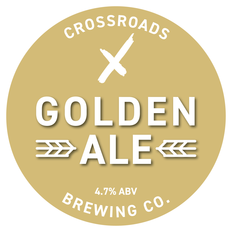 Crossroads Golden Ale