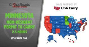 MN Non-Resident Permit Class @ CrossRoads Shooting Sports | Johnston | Iowa | United States