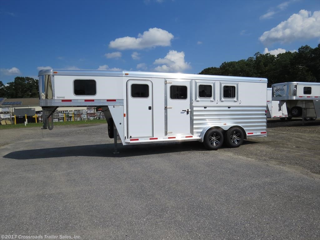 horse trailers goodman furnace parts diagram trailer types  which one is right for you