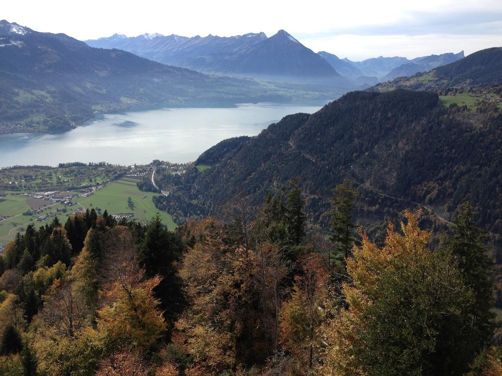 Interlaken Switzerland  crossroadtalkcom