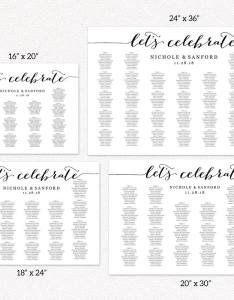 Wedding seating plan templates also and printables rh crossvinedesigns