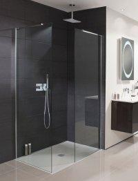 Design Walk In Shower Panel in Frameless   Luxury ...