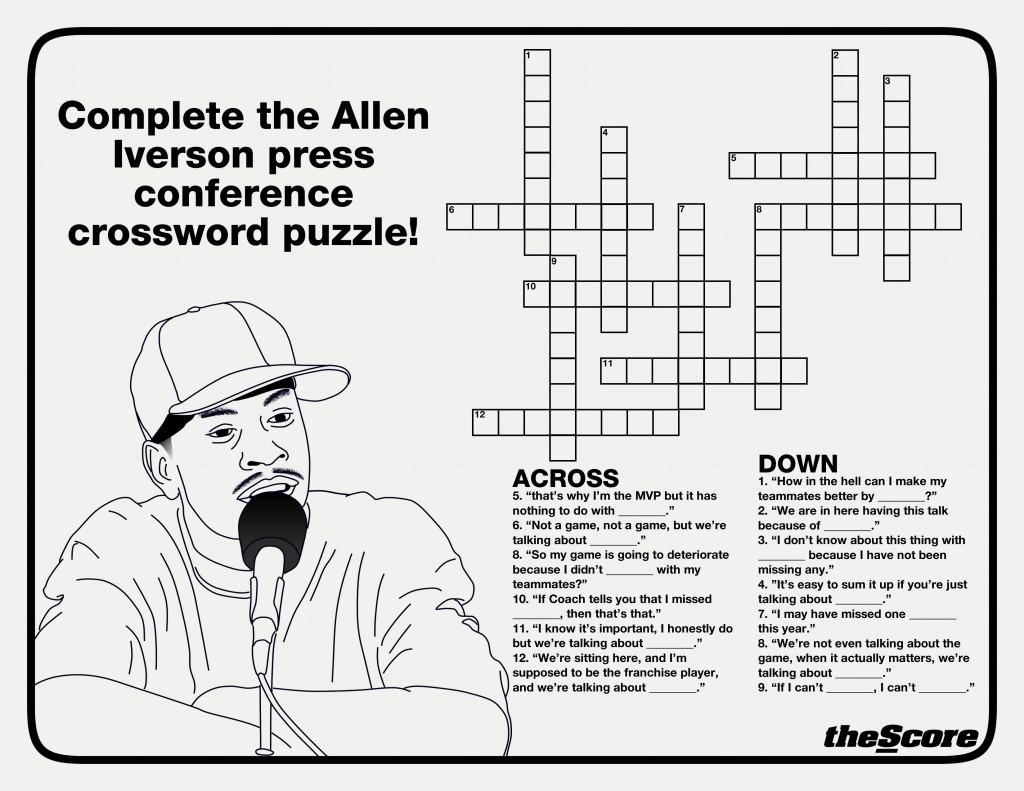 The Week In Crosswords