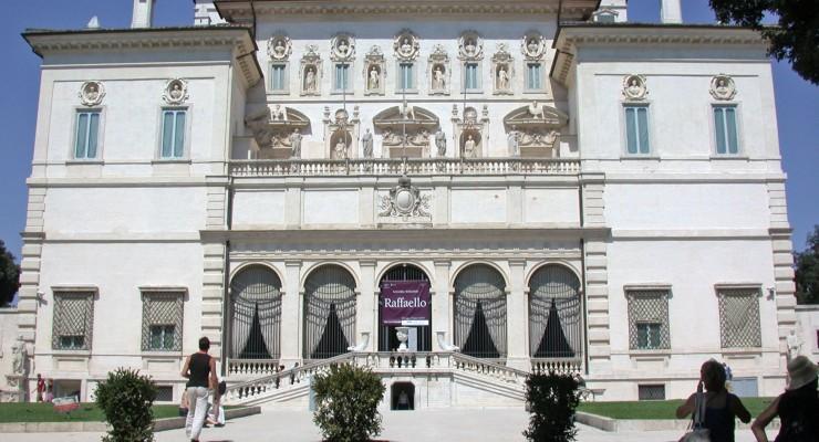 La Galería Borghese