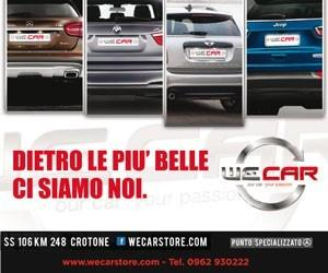 We Car – Speciale Auto Green