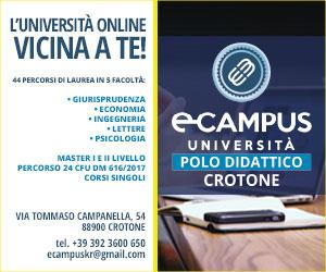 E – Campus Laterale – Scad. 20/06/2019