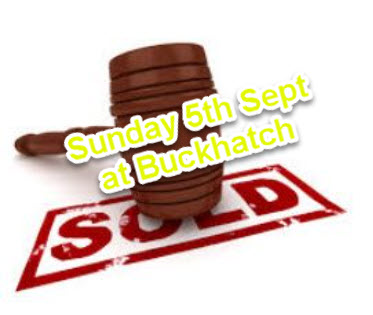 5th Sept 21 Auction Venue