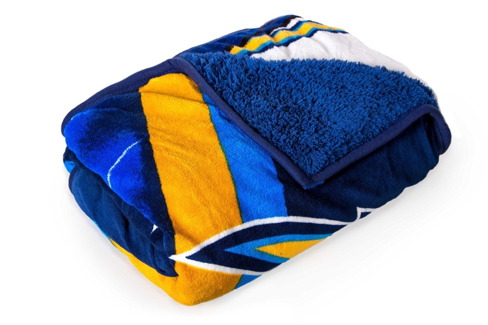wholesale kitchen appliances color for cabinets ds nfl / mlb sherpa twin throw blanket - chargers colts ...