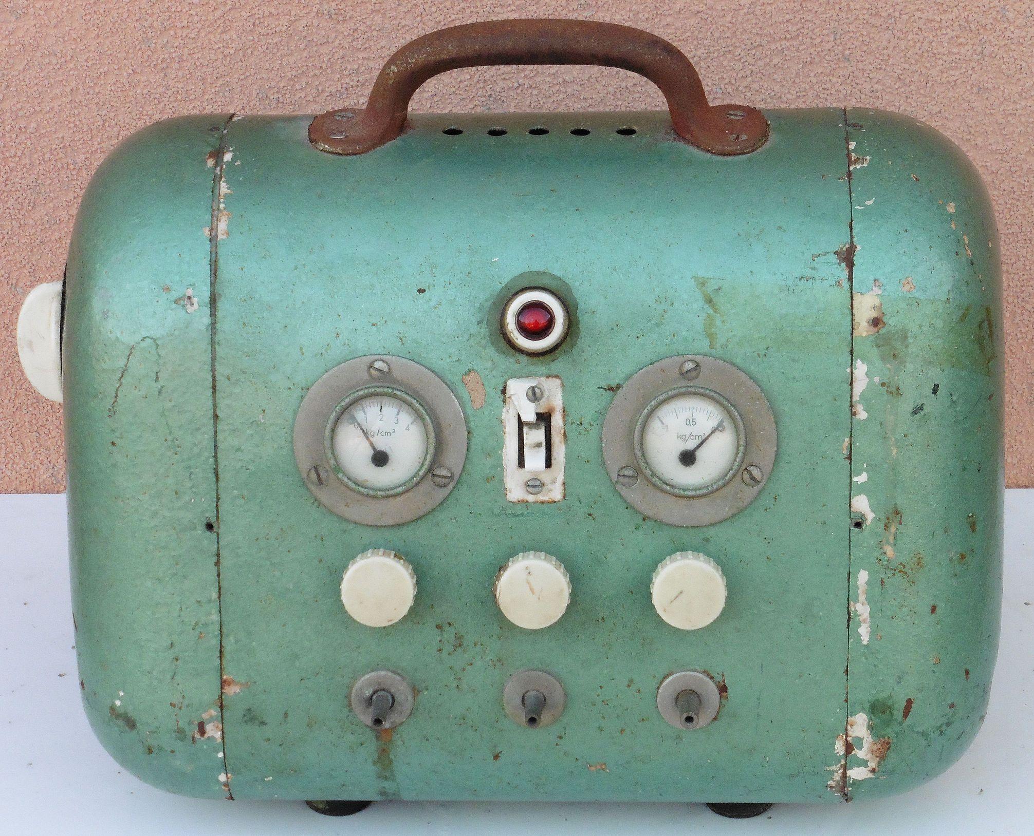 Prvi proizvodi tvrtke datiraju iz početka 1950-tih godina, a radilo se o.