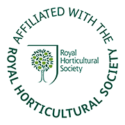 Affiliated with the Royal Horticultural Society
