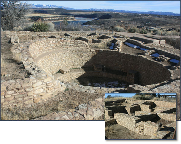 Chaco Great Houses Outliers and Ancient Roads  Peoples of Mesa Verde