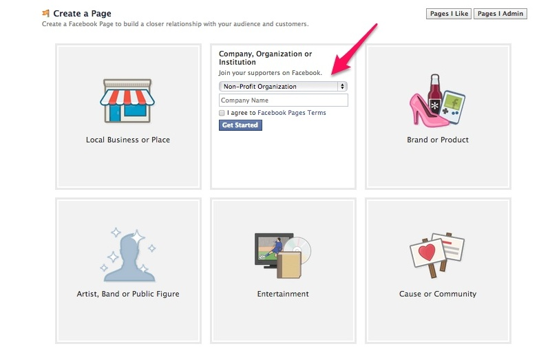 How to make a fundraising page on Facebook