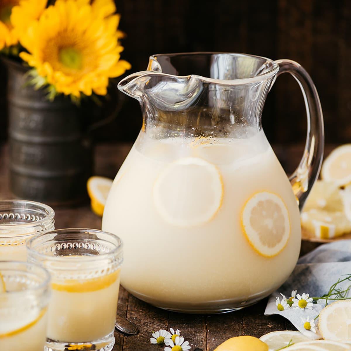 Immunity Boosting Ginger Lemonade Crowded Kitchen