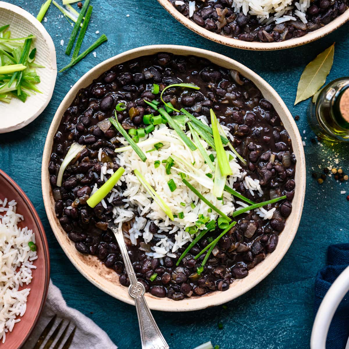 Vegan Cuban Black Beans Crowded Kitchen