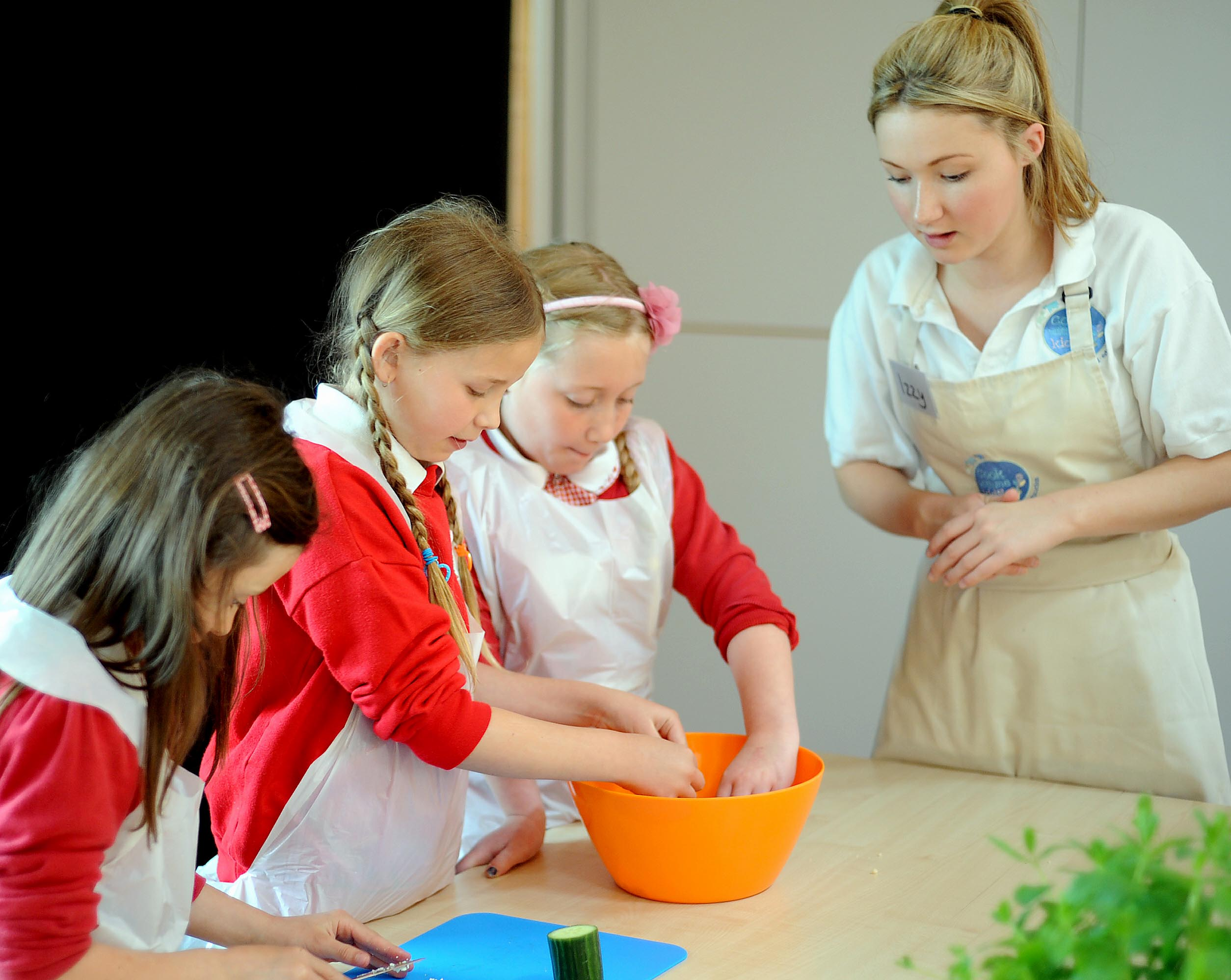 Anglian Food Education Plan And Drink Crowdfunding