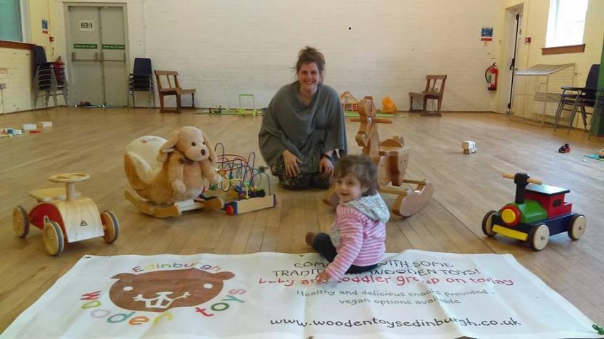 Grow Wooden Toys Edinburgh A Community Crowdfunding