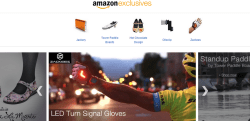 Amazon Exclusives Crowdfunding