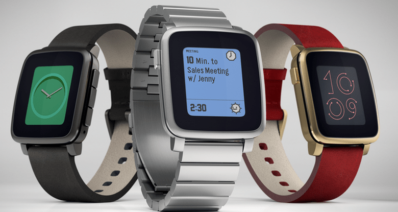 Pebble kickstarter crowdfunding