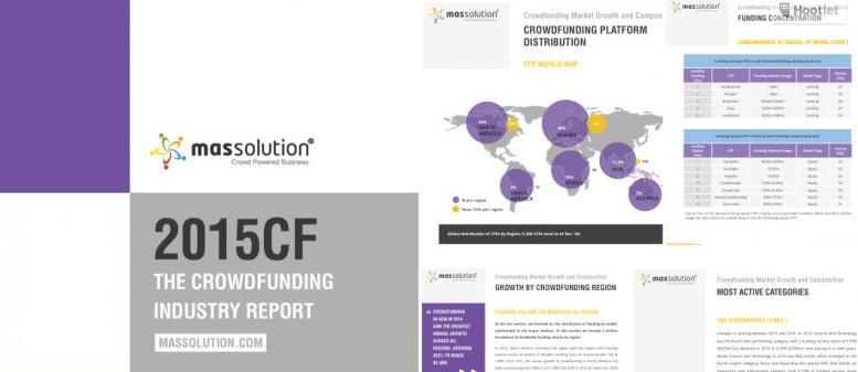 Mercato Crowdfunding Massolution 2015CF Industry Report