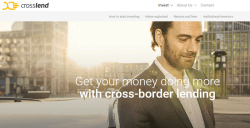Crossland cross country lending crowdfunding