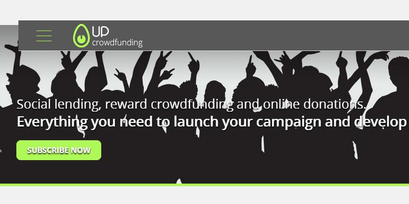 UpEurope crowdfunding