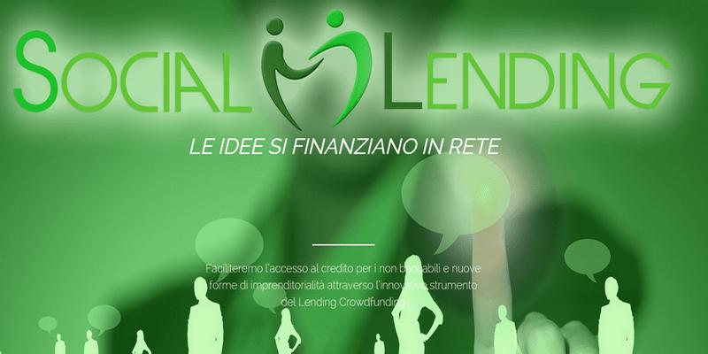 Sociallending in crowdfunding su whityouwedo