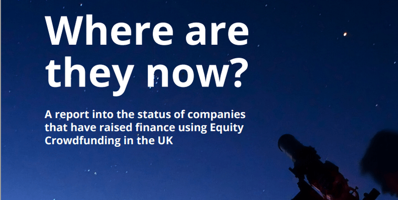 Ricerca equity crowdfunding UK