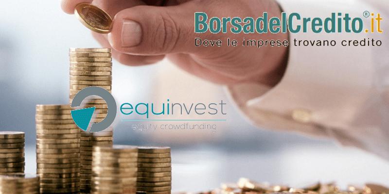 Equinvest BorsadelCredito finanziate