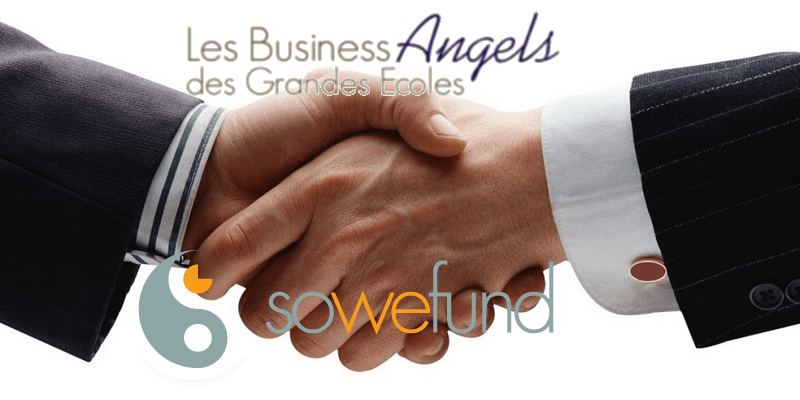 Sowefund partnership crowdfunding business angels