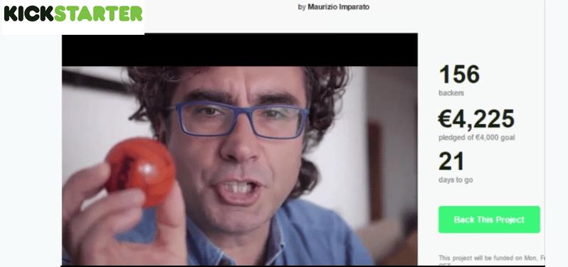 Maurizio Imparato crowdfunding per libro sul crowdfunding