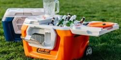 Coolest Cooler crowdfunding raccolta bruciata