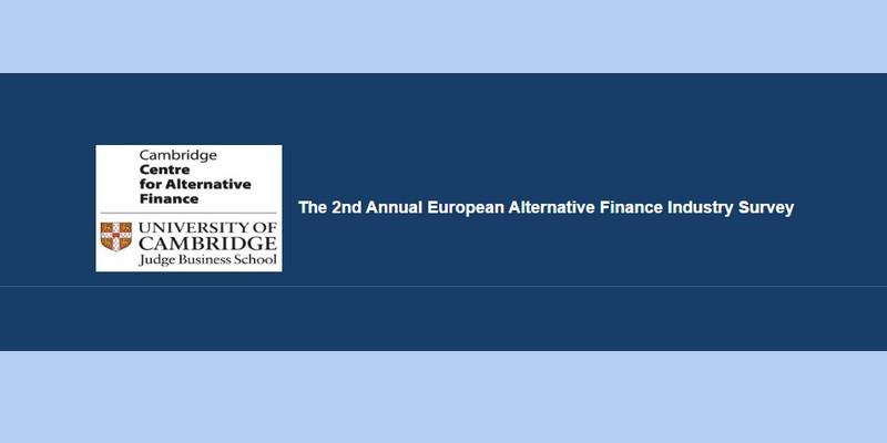 Cambridge survey crowdfunding Europa 2016