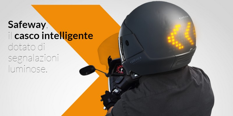 Safeway casco intelligente italiano equity crowdfunding