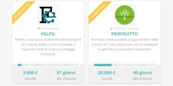 Mamacrowd due nuove campagne equity crowdfunding Felfil e Perfrutto
