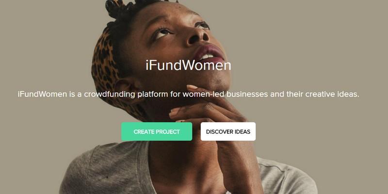 Piattaforma crowdfunding iniziative donne imprenditoria femminile