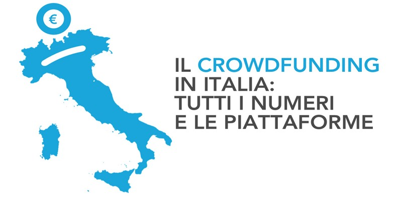 Mercato crowdfunding in Italia al 2016