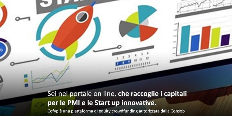 Cofyp nuova piattaforma di equity crowdfunding italiana