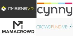 Equity crowdfunding AmbiensVR Mamacrowd Cynny Crowdfundme