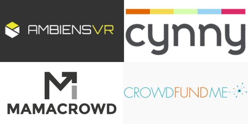 Equity crowdfunding AmbiensVR Mamacrowd Cynny Crowdfundme