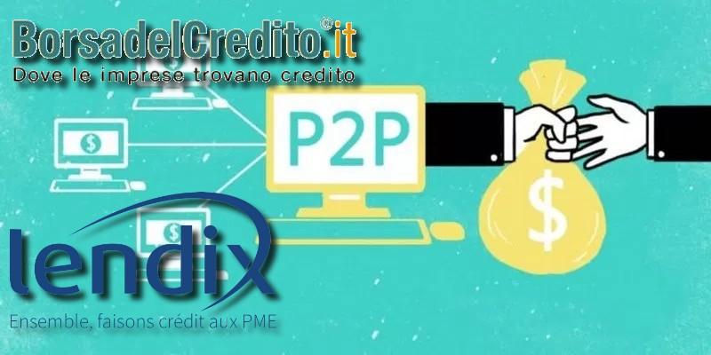 P2P lending per PMI sviuppo Italia