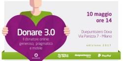 Ricerca donation crowdfunding italia