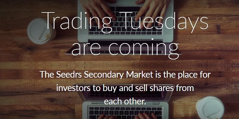 Seedrs mercato secondario equity crowdfunding
