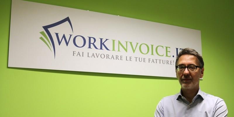 Workinvoice partnership Fivesixty