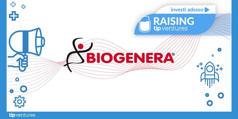 Biogenera biotech equiity crowdfunding TipVentures