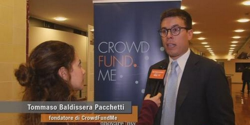 Crowdfundme autocampagna equity crowdfunding (intervista su Reteconomy)