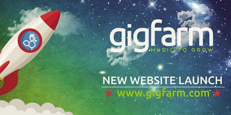 Il crowdfunding musicale in Italia si rinnova con la nuova veste di Gigfarm
