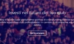 Tifosy piattaforma VIalli lancia equity crowdfunding su sè stessa
