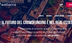 Walliance lancia equity crowdfunding per real estate in Italia